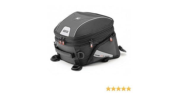 XSTREAM-BAG Hecktasche schwarz aus Cor 20 Liter Volumen