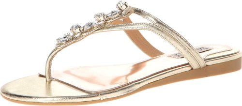 badgley-mischka-kittie-femmes-us-7-dor-tongs