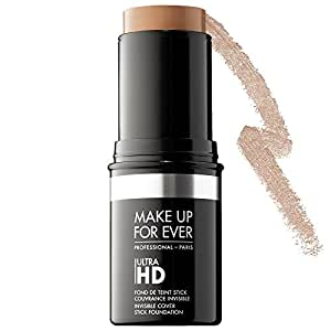 MAKE UP FOR EVER Ultra HD Invisible Cover Stick Foundation COLOR 125 = Y315 - Sand