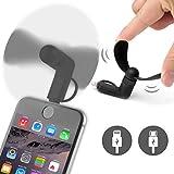 ONX3 Noir Micro USB Connector Pocket Portable Mini téléphone Portable...