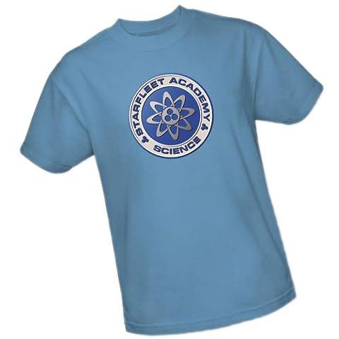 Science Rank Insignia -- Starfleet Academy -- Star Trek Adulte T-Shirt, XL