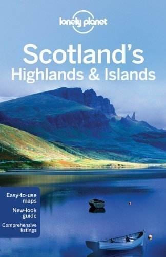 Lonely Planet Scotlands Highlands & Islands (Regional Travel Guide) by Neil Wilson (2012) Paperback