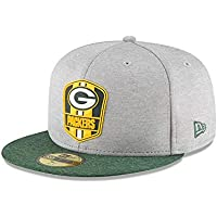 NEW ERA 59Fifty Poly Tone Packers Cap Basecap Baseballcap Flat Brim Fitted