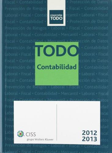 Todo Contabilidad 2012-2013 por Jordi Amado Guirado