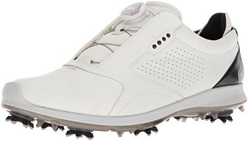 ECCO Herren Mens Biom G 2 BOA GTX Golfschuhe, Weiß (White/Black 51227), 44 EU -