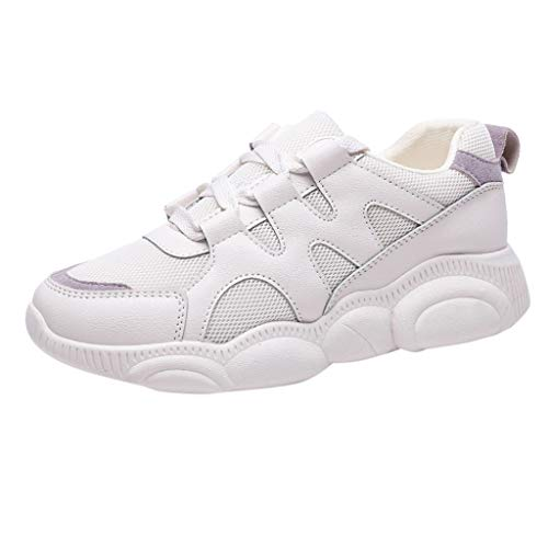 KonJin Womens Walking Shoes Outdoors Casual Breathable Mesh Sneaker Trainers Athletic Comfort Lightweight