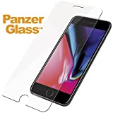 PanzerGlass Clear Tempered Glass for Apple iPhone 6,6s,7,8 Standard Fit with Easy Installation Kit