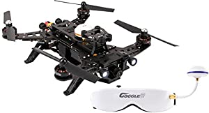 XciteRC 15003650–Racing Runner 250RTF FPV Quadcopter Drone FPV with HD Camera by XciteRC