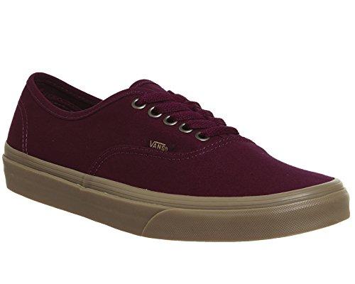 Authentic Unisex Port Royale Gum Vans Sneakers Erwachsene Light d5qwxzz0WY