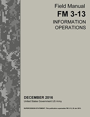 field-manual-fm-3-13-information-operations-december-2016-english-edition
