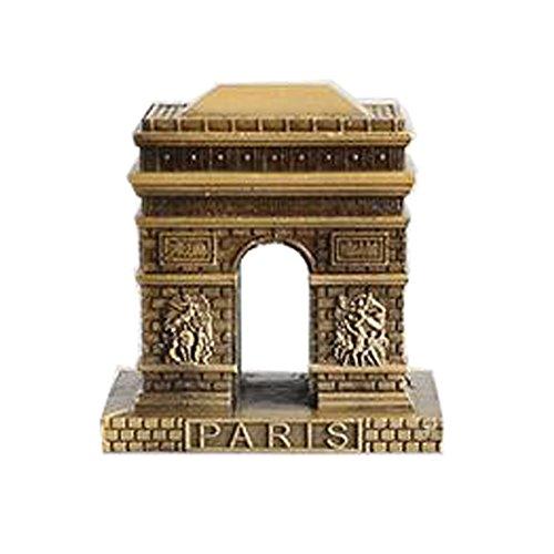 Triomphe-dekor De Arc (Kreatives Modell Weltber?hmtes Wahrzeichen Kunsthandwerk Heim / B?ro Schreibtisch Dekor, The arc DE triomphe)