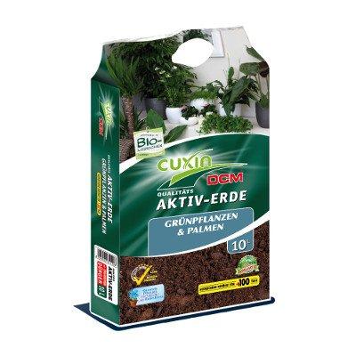 Cuxin Bio Palmenerde 10-80 l ● Erde mit 100 Tage organischem Dünger ● Ficus Farne Palmen (Palmenerde 20 l) - Bio-dünger 20 20 20
