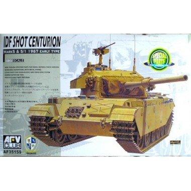 AFV Club 1 35 IDF Centurion Shot Mk 5 1960-Shot Mk 5 1 1967  Six Day War  AF35159
