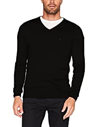 Tom Tailor Basic V-Neck Sweater, Pull Homme