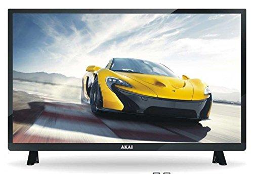 """Akai AKTV3222T 32"""" HD Smart TV Wi-Fi Black LED TV - LED TVs (81.3 cm (32""""), 1366 x 768 pixels, LED, Smart TV, Wi-Fi, Black)"""
