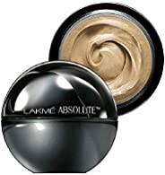 Lakmé Absolute Skin Natural Mousse, Ivory Fair 01, With Spf, Light Texture , Stays Upto 16 Hours, 25 g