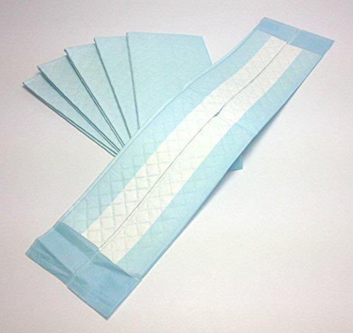 Puppy Pads / Welpenunterlagen, 60×60 cm, handlich verpackte Einwegunterlagen, VIDIMA, 100 Stück - 4