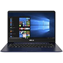 ASUS UX430UN-GV022T 2017 14.0-inch Laptop (Corei5-8250U/8GB/512GB/Windows 10 (64bit)/2GB Graphics), Blue