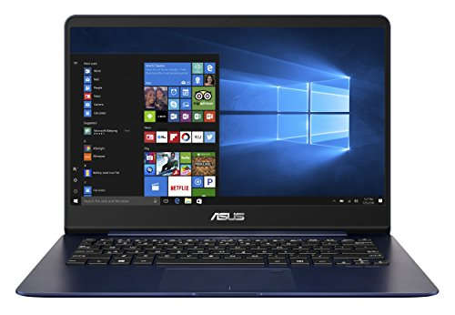 ASUS UX430UN-GV020T 2017 14-inch Laptop (Core i7-8550U/8GB/512GB/Windows 10/2GB Graphics), Blue image