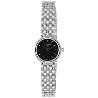 Tissot Lovely T0580091105100 – Reloj de Mujer de Cuarzo, Correa de Acero Inoxidable Color Plata