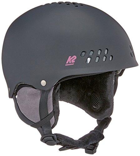 K2 Skis Damen Skihelm EMPHASIS black M 1054008.2.1.M Snowboard Snowboardhelm Kopfschutz Protektor
