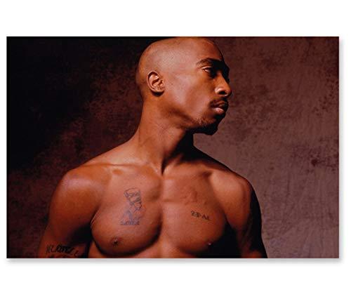 Poster, Tupac Poster Top Decor Poster 2Pac Sala Seda