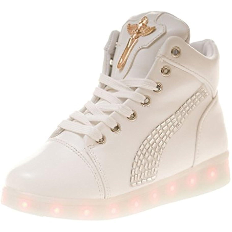 (Présents:petite serviette)JUNGLEST® KAKI KAKI KAKI Haute Qualité Croix dange LED Chaussures 7 ChangeHommes ts de couleur declairage... - B01E1N0POC - 0d9f82