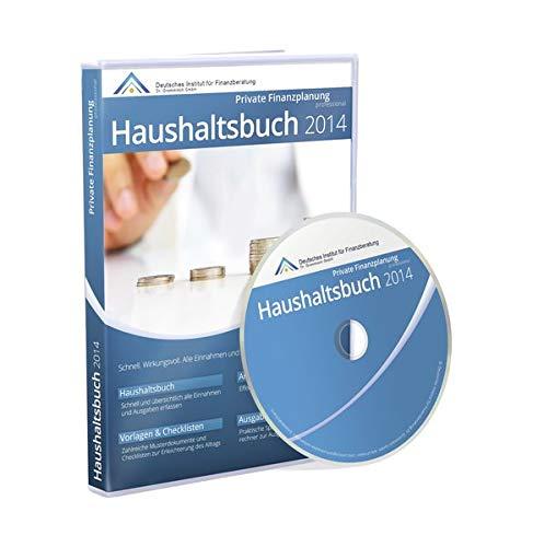 Haushaltsbuch 2014 - Die Haushaltsbuch-Software
