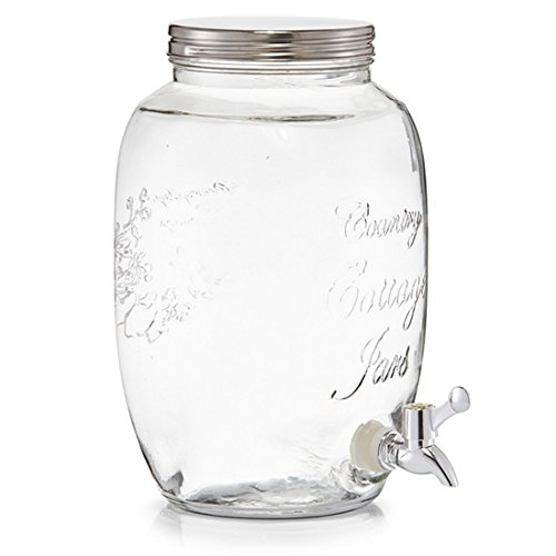 Dispensador de bebidas con grifo (3L dispensador de agua dispensador de recipiente...