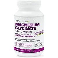 Glicinato de Magnesio de HSN Essentials– 350mg de Magnesio de Alta Biodisponibilidad - Suplemento para proteger.