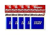 5x BLEND A DENT Super Haftpulver extra stark 168605 50 g PZN 3384395