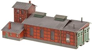 FALLER 222136  - Casa de máquinas, de 2 posiciones importado de Alemania