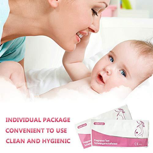 Zoom IMG-2 20 test di gravidanza ultrasensibili