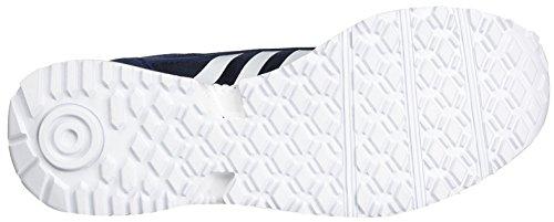 Adidas Racer Lite Em W, Marine / blanc / jaune Bleu