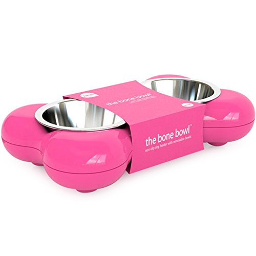 Bone Bowl - Non Slip Dog Feeding Bowls