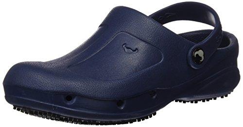 Suecos® Thor, Damen Clogs & Pantoletten Navy