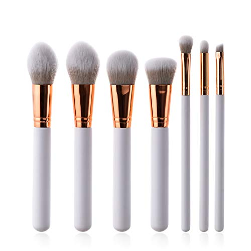 7 STÜCKE Nylon Make-Up Pinsel Anzug Mehrzweck Make-up Toilettenartikel Set Pinsel Set zum...