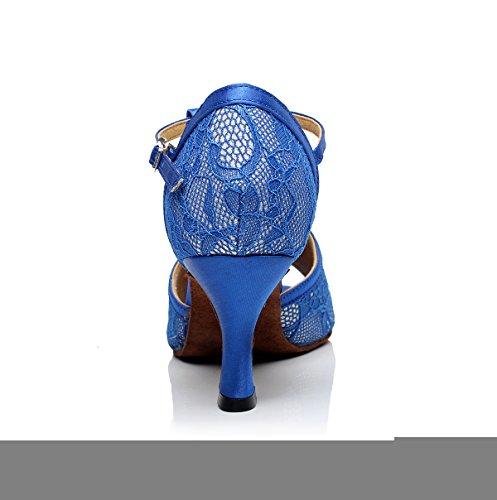 Minitoo, Scarpe da ballo donna Blue