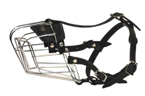 Dean-Tyler-Rottweiler-Wire-Basket-Muzzle-S-Size-R1