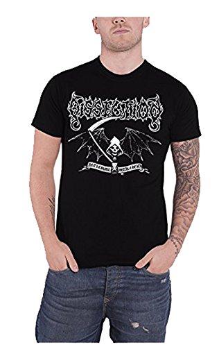 Preisvergleich Produktbild Official Merchandise Band T-Shirt - Dissection - Reaper / / Größe: L