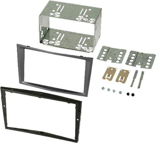 ADNAuto 62341 Kit 2Din H// B-Noir Brillant-Adn-2Din