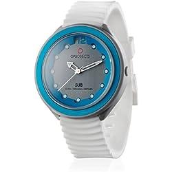 Ops -Armbanduhr Analog Silikon OPSSUB-20