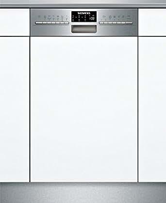 siemens sr556s00te geschirrsp ler teilintegriert a. Black Bedroom Furniture Sets. Home Design Ideas