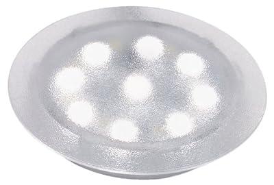Paulmann 98794 Profi Einbauleuchten Set UpDownlight LED starr Transparent von Paulmann Leuchten auf Lampenhans.de