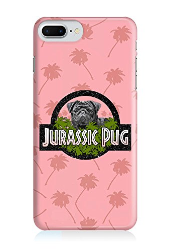 COVER Comic Cartoon Jurassic pug Mops Hund Design Handy Hülle Case 3D-Druck Top-Qualität kratzfest Huawei 9 Mate