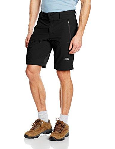 The North Face Exploration Convertible Pantalon de randonnée Homme Mountain Noir - Noir