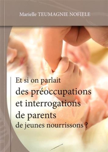 Et si on parlait des préoccupations et interrogations de parents de jeunes nourrissons ? par