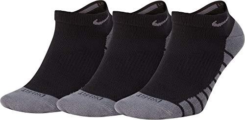 Nike Lightweight Golf Golfsocken, Black/Dark Grey, S -