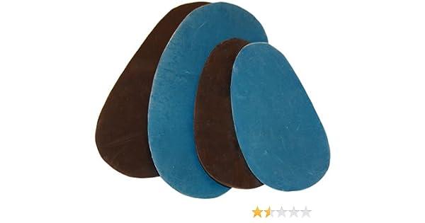 """Tiranti Blue Steel Kidney Scraper 10Cm 4/"""""""