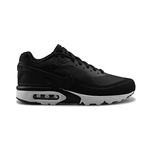 Nike Herren Air Max BW Ultra Sneakers Schwarz (Black/Black/White/Black)